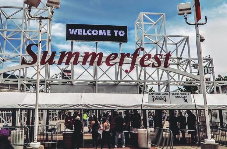 Festival Musik Terkenal Di Amerika Serikat