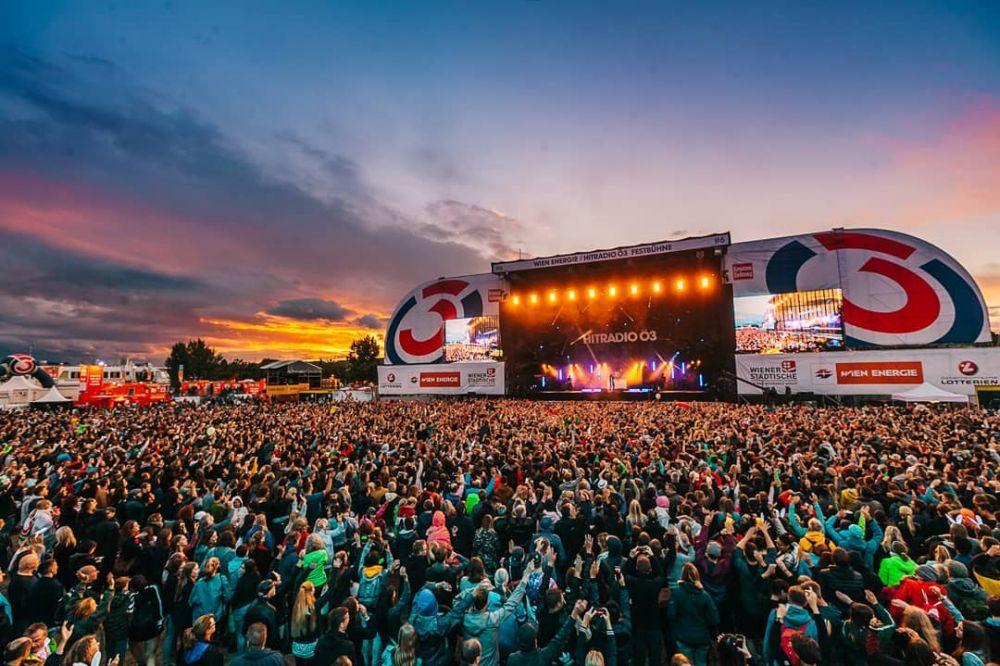 Festival Musik Paling Ramai Di USA