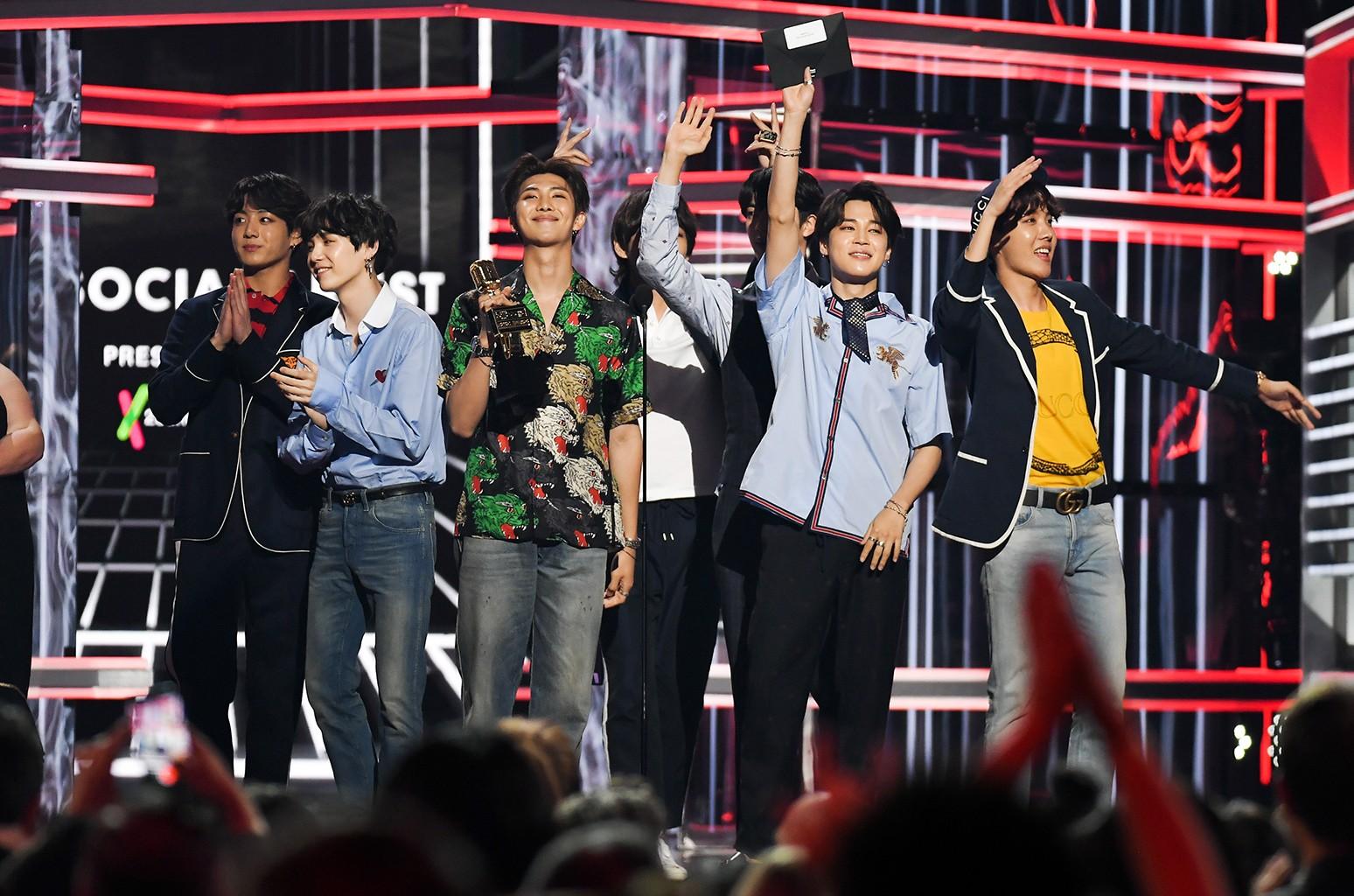 Acara Event Hari Kaset Musik Dunia di USA yang Pernah Melibatkan Boyband Ternama Korea, BTS